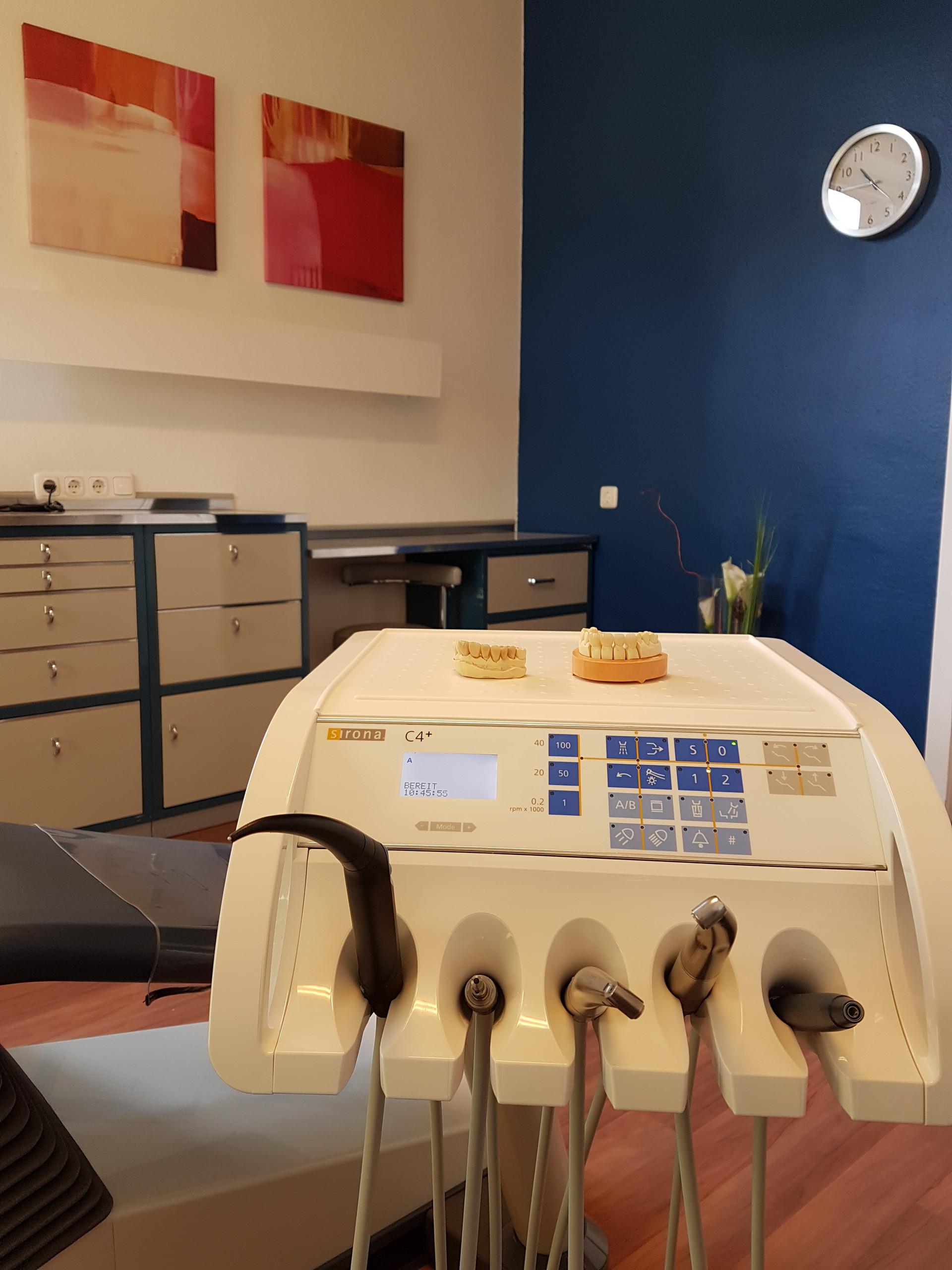 Prothetische Implantatversorung